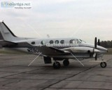 1966 Beechcraft King Air A90 N290CC