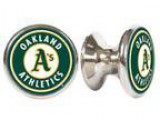 Oakland Athletics MLB Stainless Steel Cabinet Knob  Drawer Pull