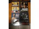 Selection of Bad Boys DVD s