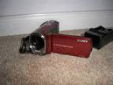 Sony Handycam Digital Camcorder (Indy)