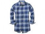 Backpacker Ladies  Plaid Flannel Shirt
