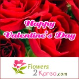 Send valentine?s day gifts to south kore