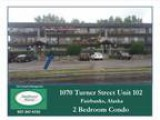 Two BR Updated Condo with WandD (Downtown Fairbanks) 1350 2bd 97