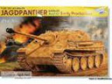 Jagdpanther Sd.Kfz. Ausf.Gl Plastic Model Kit  scale by