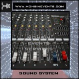 Sound system & projector rental by mohsi