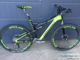 Cannondale scalpel carbon team xtr large