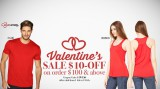Valentin s day apparel coupon code