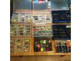 Fishing lures (Bonney lake)