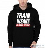 Train insane t-shirts