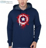 Captain america shield t-shirts