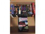 DVD s VHS tapes (Inman square)