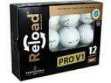 Reload Recycled Golf Balls (12-Pack) Titleist PROV1 Golf Balls