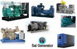 Used generators sale cummins - kirloskar