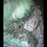 Mint size 29 prom dress
