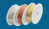Ptfe insulated silver plated copper wire
