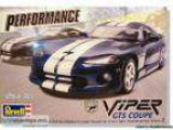 Dodge Viper GTS Coupe Plastic Model Kit MIP by Revell