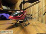 Remote Controlled Helicopter with Camera