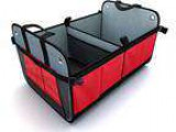 Car back seat organizer trunk organizer Cargo Storage Container