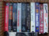 Lot of 11 cool music vhs (Normal)