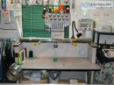 Single Head Needle Melco Embroidery Machine