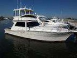 1990 Viking Yachts Fly Bridge Sedan Boat for Sale