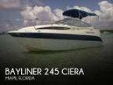 24 foot Bayliner 24