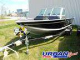2016 Alumacraft Competitor 165 CS Boat for Sale
