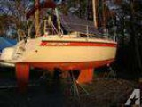 1988 Etap 28i Sailboat