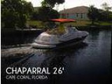 26 foot Chaparral 26