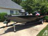 2014 Bass Tracker 175 TXW with 60hp Mercury trolling Mtrless tha