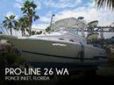 2001 Pro-Line Boat for Sale