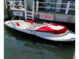 15 foot Sea-Doo speedster 155