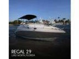 29 foot Regal 29