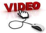 Online video creation for advertisment