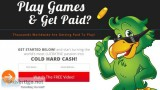Get paid to play games? yes