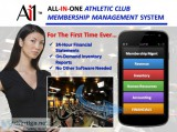 Athletic club membership management syst