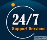 24/7 support services