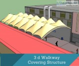 Car parking tensile structure| tensile s