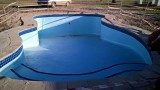 Swimming pool renovations and building
