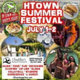 H-town happy hour summer festival