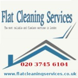 Flat cleaning services london
