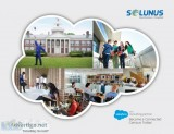 Solunus salesforce for higher ed service