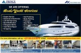 Marine products and services in dubai