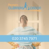 Property cleaners london