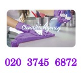 Cleaners agency london
