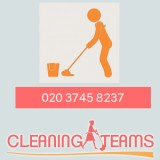 Cleaning teams