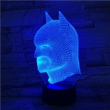 Batman 3d holographic nightlight