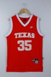 Texas longhorns 35 kevin durant college