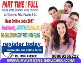 Online employment opportunities