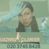 Wizard cleaner london
